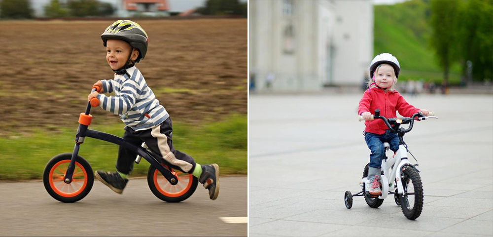 ef9b25a66fb Balance Bike vs Training Wheels: Which Is Better For Toddlers? – Kids Bikes  Advisor