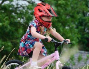kids full face helmet